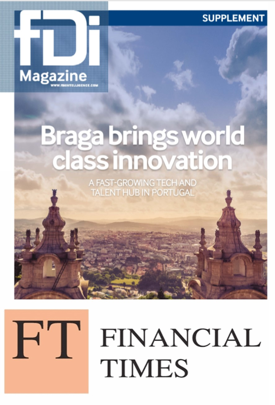 Braga destacada no Financial Times